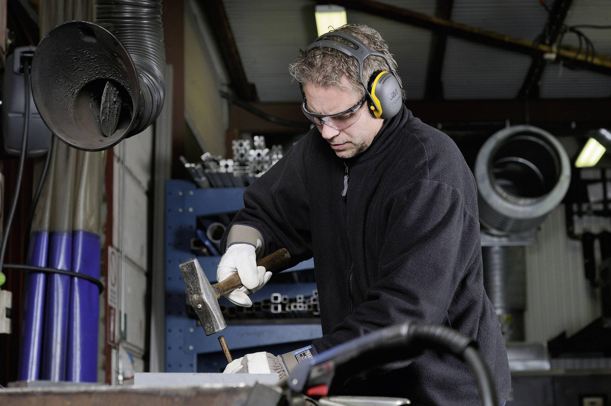 casque anti-bruit professionnel